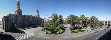 The white city AKA Arequipa