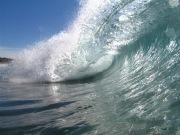 Black rock surf spot