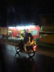 No helmet required- Iquitos
