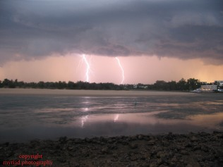Lightening Nambucca Heads
